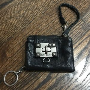 Juicy Couture Leather Wallet Wristlet