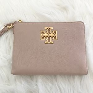 NEW Tory Burch Large Zip Pouch