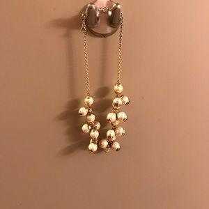 Peak cluster necklace