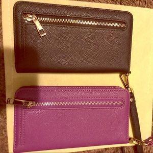 iPhone Wallet Wristlet