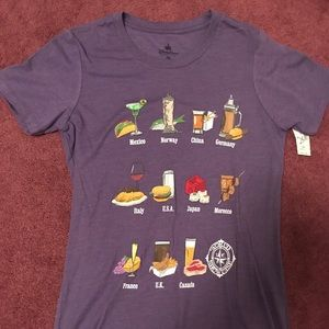 Disney World Epcot World Showcase T-Shirt