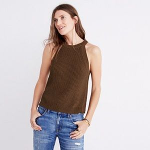 NWT Madewell Valley Sweater