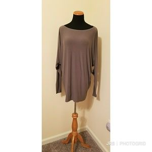 Vince relaxed fit tunic