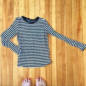 Forever 21 striped longsleeve
