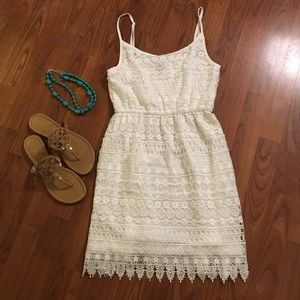 H&M lace dress, Small