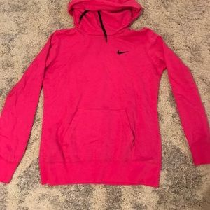Women's Nike Cowl-Neck Sweatshirt/Large