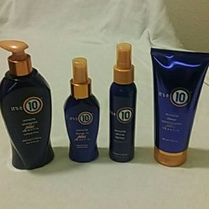 NEW It's A 10 Hair Products set of (4)