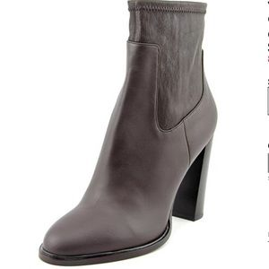 New women's VINCE Odelia Leather Boots