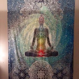 Tapestry/ Wall Art/ Backdrop