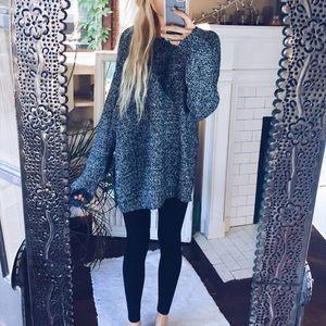 Zenyatta Marled Coze Sweater
