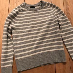 J.Crew Striped Sweater