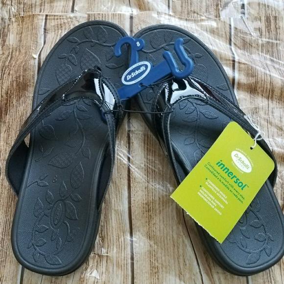 c109c4a27d20 Dr. Scholls Advanced comfort Women s Black Sandals