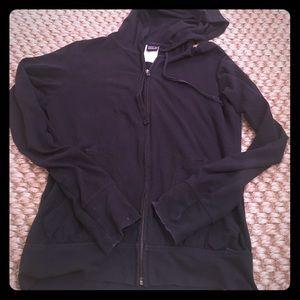 Patagonia Organic Cotton zip hoodie