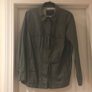 Talbots lined lightweight jacket--NWT
