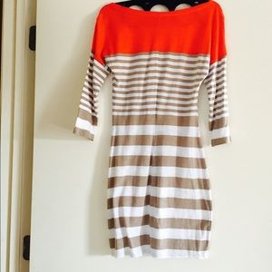 Express long sleeve dress. Size XS/ TP. NWT