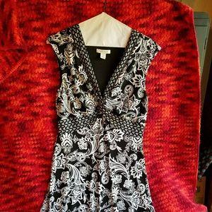 White House /Black Market Dress