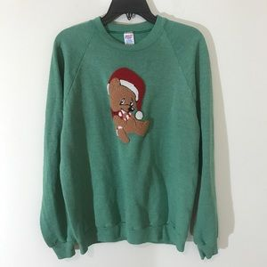 Vintage Christmas Pullover