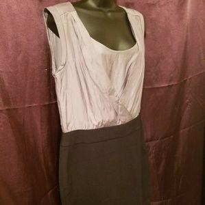 Ann Taylor LOFT Mid Length Dress Size 12