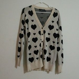 Forever 21 cardigan sz m