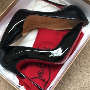 "Authentic Christian Louboutin ""so Kate"" 120 mm"