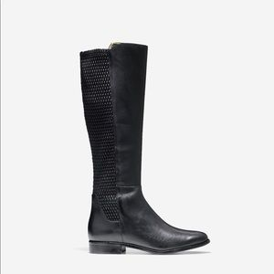 Black Cole Haan Rockland Boots