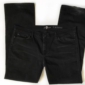 """7 For All Mankind """"A"""" pkt bootcut. Size 40"""