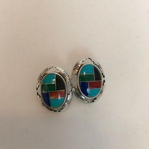 Jewelry - Carolyn Pollack Relios Sterling Silver Earrings