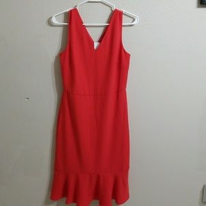 Brand New with Tags Banana Republic Red Dress