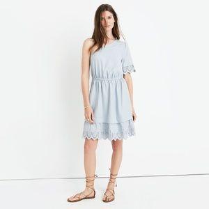 Madewell Summertime One Shoulder Dress