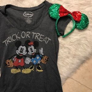 Disney | Halloween Mickey & Minnie tee