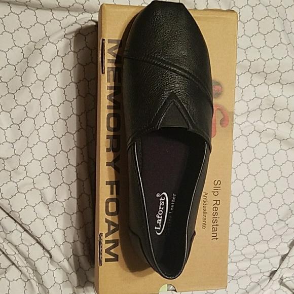 Laforst Non Slip Toms Style Shoe