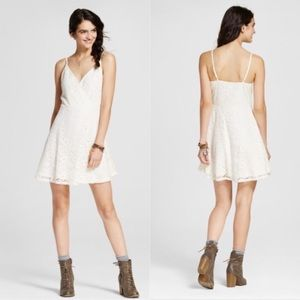 NWT Skater White Lace Dress