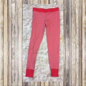 S 🎀Victoria's Secret🎀 striped pijama pants NWT