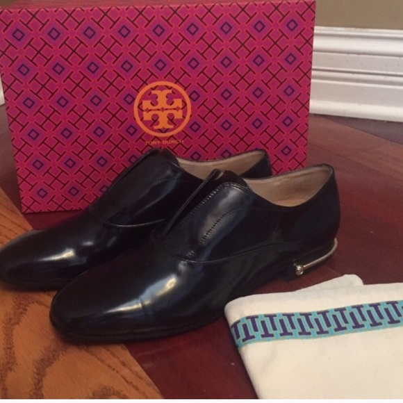 75d287804 NWT Tory Burch Ryder Flats Loafers sz 9