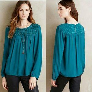 Anthropologie Meadow Rue Vivie blouse