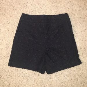 Express Lace Shorts