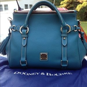 Dooney & Bourke All Weather Leather Small Satchel