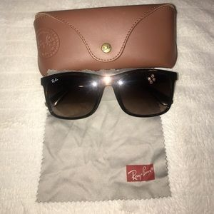 Never before used Ray Bans!