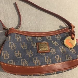 Dooney & Bourke Mini Top Zip Purse