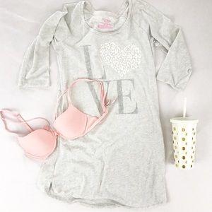 Victoria's Secret Sleep Shirt Nightgown medium