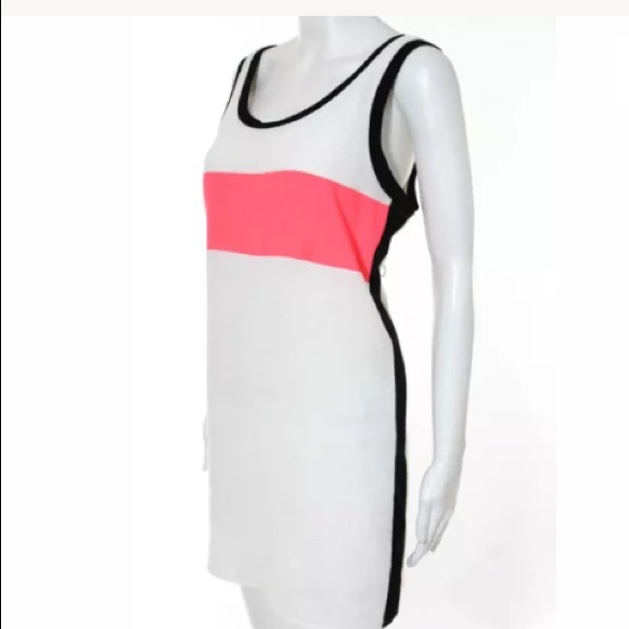 Zara Dresses & Skirts - ZARA W&B MULTI-COLOR SLEEVELESS DRESS SIZE LARGE