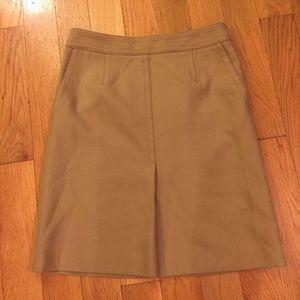 Ann Taylor Loft Pencil Straight Career Skirt Sz 10