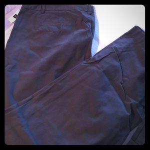 Gap Trousers Gray/Blue Great for Fall! NWT 20L