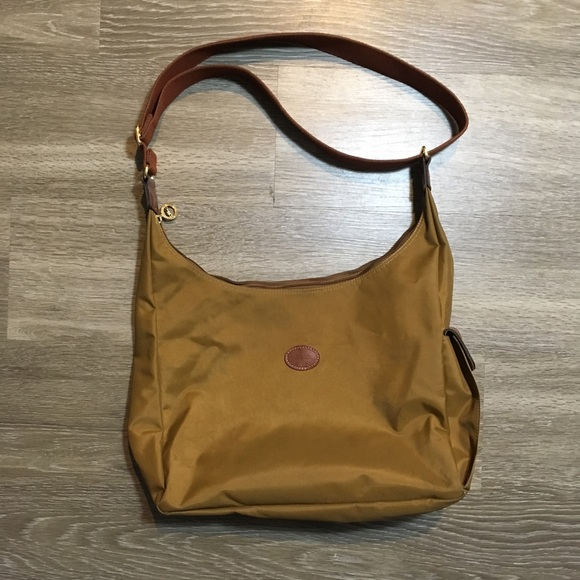d406056d41df Longchamp Handbags - ☀️Longchamp    Le Pliage Convertible Hobo Bag