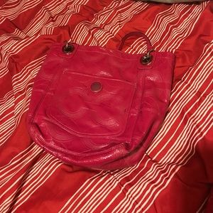 Coach purse! No trades! Only used twice!