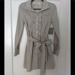 Anthropologie Lean Lines Tunic NWT