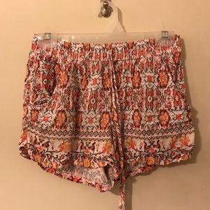 Soft Pajama Shorts