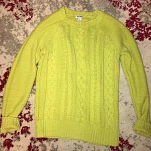 Old navy sweater. Size M.