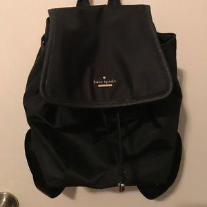 kate spade backpack/purse