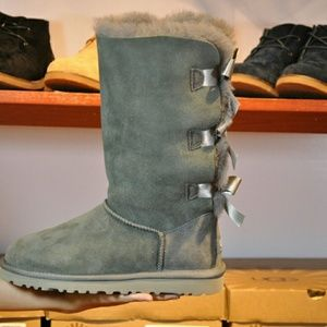 UGG Bailey 3 Bow Tall Women Snow Boots